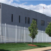 Example of Commercial Aluminum Fencing
