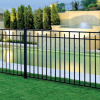 Commercial Decorative Aluminum Fencing
