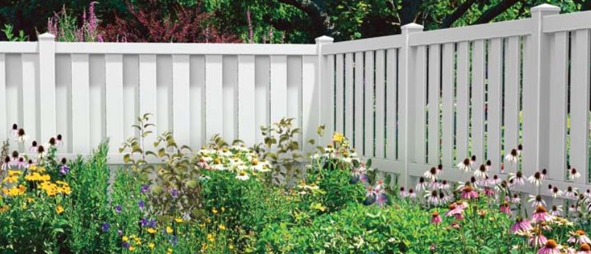 Gainesville Vinyl Privacy Fences / PVC Fencing