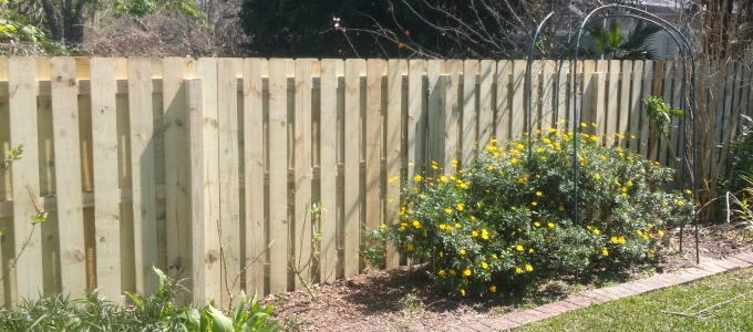 Gainesville Wooden Privacy Fences