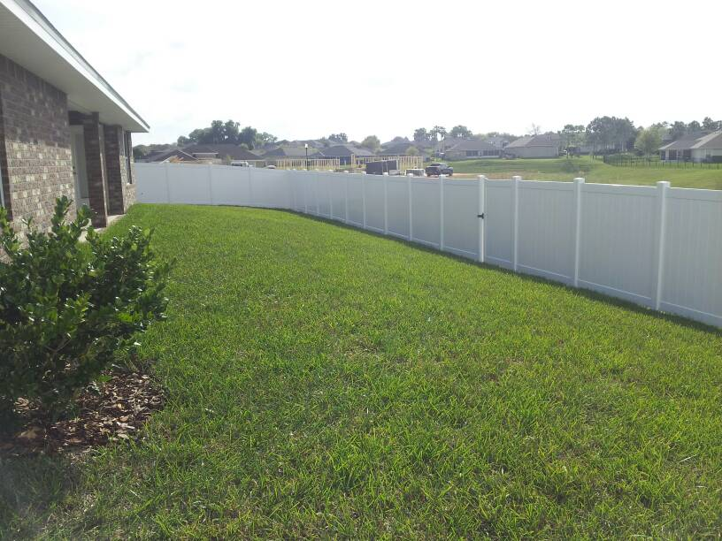 Gainesville Residential Fences